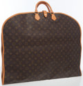 Luxury Accessories:Bags, Louis Vuitton Classic Monogram Canvas Garment Bag. ...