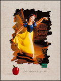 """Movie Posters:Animation, Snow White and the Seven Dwarfs (Walt Disney, 1990s). Walt DisneyClassics Collection Poster (18"""" X 24"""") """"The Fairest One of..."""