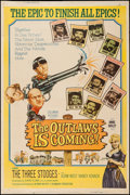 """Movie Posters:Comedy, The Outlaws is Coming (Columbia, 1965). Poster (40"""" X 60""""). Comedy.. ..."""