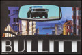 """Movie Posters:Crime, Bullitt (Zoetrope Galleries, R-2014). Signed Limited Edition Poster(24"""" X 36""""). Crime.. ..."""