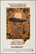 "Movie Posters:Western, The Shootist (Paramount, 1976). Poster (40"" X 60""). Western.. ..."