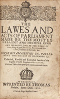Books:Non-fiction, John Skene. [Scotland-Laws] [The Lawes and Actes of Parliament,maid be King James the First, and his sucessors kinges o...