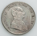 German States:Bavaria, German States: Bavaria Pair of 19th Century Talers,... (Total: 2coins)