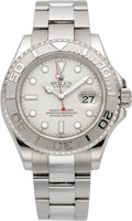 Timepieces:Wristwatch, Rolex Ref. 16622 Oyster Perpetual Date Yacht-Master, circa 2006....