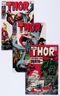 Bronze Age (1970-1979):Superhero, Thor Group (Marvel, 1967-80) Condition: Average VF.... (Total: 113Comic Books)