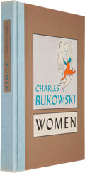 Books:Literature 1900-up, [Black Sparrow Press]. Charles Bukowski. Women. SantaBarbara: Black Sparrow Press, 1978. First edition, one of 25...