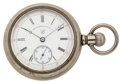 Timepieces:Pocket (post 1900), The Dueber Watch Co. 18 Size Pocket Watch. ...