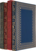 """Books:Fine Press & Book Arts, Lewis Carroll. [Alice Pleasance (nee Liddell) Hargreaves, the real""""Alice in Wonderland""""]. Alice's Adventures in Wonderl... (Total:2 Items)"""
