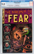 Golden Age (1938-1955):Horror, Haunt of Fear #24 (EC, 1954) CGC VF/NM 9.0 Off-white to whitepages....