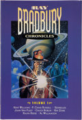 Books:Science Fiction & Fantasy, Ray Bradbury. Ray Bradbury Chronicles. New York: Nantier,Beall, Minoustchine Publishing Inc., [1992]. First editi... (Total:7 Items)