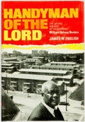 Books:Biography & Memoir, [Civil Rights Movement]. James W. English. Handyman for theLord. The Life and Ministry of the Rev. William Holmes Borde...