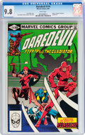 Modern Age (1980-Present):Superhero, Daredevil #174 (Marvel, 1981) CGC NM/MT 9.8 White pages....