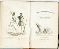 Books:Literature Pre-1900, [Percival Leigh, writing as Punch]. The Labours of Hercules. Philadelphia: Carey and Hart, 1845. No edition stated. ...