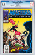 Modern Age (1980-Present):Science Fiction, Masters of the Universe #7 (Marvel, 1987) CGC NM/MT 9.8 Whitepages....