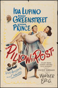 """Movie Posters:Comedy, Pillow to Post (Warner Brothers, 1945). One Sheet (27"""" X 41""""). Comedy.. ..."""