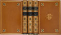 Books:Fine Bindings & Library Sets, Alfred Lord Tennyson. The Life and Works of Alfred Lord Tennyson. London: Macmillan, 1898-1899. Edition de Luxe, one... (Total: 12 Items)
