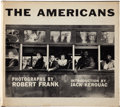 Books:Photography, [Robert Frank, photographer]. The Americans. Introduction by Jack Kerouac. New York: Grove Press, Inc., [1959]. Firs...