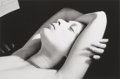 Photographs, RALPH GIBSON (American, b. 1939). White Nude, 1974. Gelatin silver. 12-1/8 x 8-1/8 inches (30.8 x 20.6 cm). Signed and d...