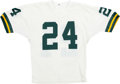 Football Collectibles:Uniforms, Early 1980's Johnnie Gray Game Worn Green Bay Packers Jersey....