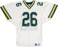 Football Collectibles:Uniforms, 1991 Chuck Cecil Game Worn Green Bay Packers Jersey. ...