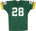 Football Collectibles:Uniforms, Late 1970's Willie Buchanon Game Worn Green Bay Packers Jersey....