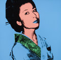 Prints:Contemporary, ANDY WARHOL (American, 1928-1987). Kimiko, 1981. Screenprintin colors. 36 x 36 inches (91.4 x 91.4 cm). Ed. 20/250. Sig...