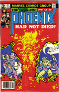 Original Comic Art:Miscellaneous, What If (Phoenix Had Not Died) #27 Cover Color Key Film Set(Marvel, 1981). Frank Miller's take on the Phoenix saga looks sp...