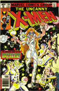Original Comic Art:Miscellaneous, X-Men #130 Cover Color Key Film Set (Marvel, 1980). Speaking ofdazzlers -- check out the super-sharp hues on this color key...