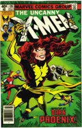Original Comic Art:Miscellaneous, X-Men #135 Cover Color Key Film Set (Marvel, 1980). Dark Phoenixtakes center stage in this dramatic color key set of the Jo...