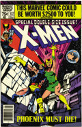 Original Comic Art:Miscellaneous, X-Men #137 Cover Color Key Film Set (Marvel, 1980). Phoenix MustDie! And you must buy -- this handsome John Byrne and Terry...