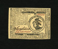 Colonial Notes:Continental Congress Issues, Continental Currency May 9, 1776 $3 Very Choice New. From the face this note appears to be as superb a gem note as one could...