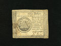 Colonial Notes:Continental Congress Issues, Continental Currency September 26, 1778 $50 Fine. The left-handedge reveals an ink stain and an approximate half inch tear....