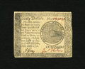 Colonial Notes:Continental Congress Issues, Continental Currency September 26, 1778 $60 Choice New. A splendidexample of the highest denomination from this emission wh...