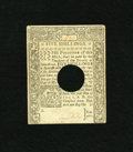 Colonial Notes:Connecticut, Connecticut July 1, 1780 5s Extremely Fine, HC. This hole cancelledexample is bright with light handling....