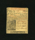 Colonial Notes:Delaware, Delaware May 31, 1760 40s Choice Very Fine. This spectacular note from this rare issue has perfect signatures, bright colors...