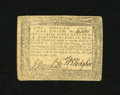 Colonial Notes:Maryland, Maryland August 14, 1776 $1 1/3 Very Fine. A very pleasing exampleof this scarcer 1776 series that has solid signatures an...
