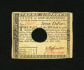 Colonial Notes:New Hampshire, New Hampshire April 29, 1780 $7 Choice About New. A very faintcenter fold is detected on this otherwise pristine piece of N...