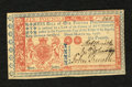Colonial Notes:New Jersey, New Jersey March 25, 1776 L6 Gem New. An extremely nice example of this L6 Tricolor New Jersey note. At the far left, in the...