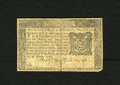 Colonial Notes:New York, New York March 5, 1776 $1/6 Fine....