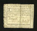 Colonial Notes:North Carolina, North Carolina July 14, 1760 10s Very Fine. There are a few edgesplits and the note has been repaired along a previously se...