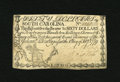 Colonial Notes:South Carolina, South Carolina February 8, 1779 $60 About New. A single center fold is found on this lovely Coram note which is very well pr...