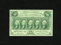 Fractional Currency:First Issue, Fr. 1312 50c First Issue Superb Gem New. Four behemoth margins and radiant ink colors are found on this utterly original and...
