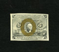 Fractional Currency:Second Issue, Fr. 1232 5c Second Issue Gem New. A very broadly margined and lovely gem second issue type note that has bright bronzing, ra...