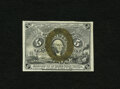 Fractional Currency:Second Issue, Fr. 1232 5c Second Issue Very Choice New. A lovely and original second issue type note that has ample margins, bright bronzi...