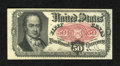Fractional Currency:Fifth Issue, Fr. 1381 50c Fifth Issue Gem New+++. A spectacular example of this Crawford note that is as crisp and fresh as one could hop...