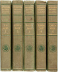 Books:Reference & Bibliography, [Encyclopedia]. The Encyclopaedia Britannica. 1929.Fourteenth edition. Complete in 24 large octavo volumes. Origina...(Total: 24 Items)