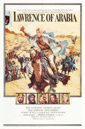 "Movie Posters:Academy Award Winners, Lawrence of Arabia (Columbia, 1962). One Sheet (27"" X 41"") Roadshow Style A.. ..."