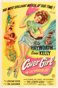 "Movie Posters:Musical, Cover Girl (Columbia, 1944). One Sheet (27"" X 41"") Style A.. ..."