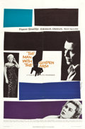 "Movie Posters:Drama, The Man with the Golden Arm (United Artists, 1955). One Sheet (27""X 41"").. ..."
