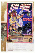 "Movie Posters:Science Fiction, Star Wars (20th Century Fox, 1977). One Sheet (27"" X 41"") Style D....."
